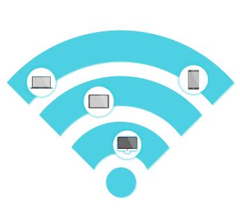 W-LAN Infrasruktur